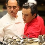 Chef Federico Lopez and chef Ricardo Munoz Zurita