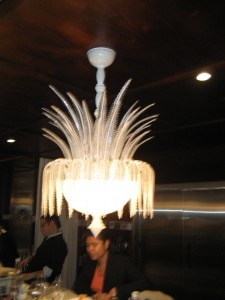 Another lighting at SLS Hotel at Beverly Hills