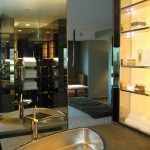 Bathroom at SLS Hotel at Beverly Hills