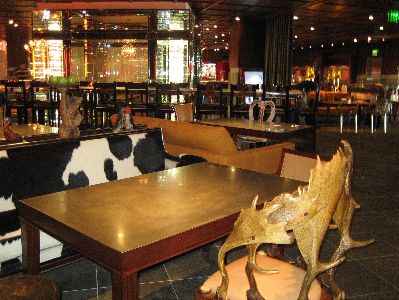 Bar centro at the bazaar at sls hotel at beverly hills