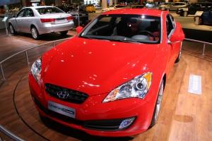 Hyundai Genesis Coupe