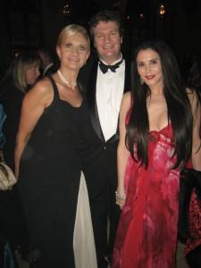 John Hanwell, Barbara Lazaroff