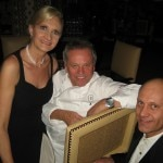 Wolfgang Puck straight from Spago