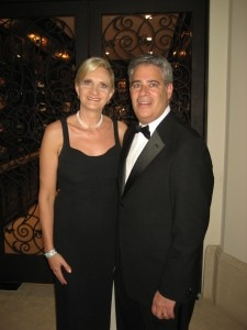 Alan Fuerstman founder and CEO of the hotel & Sophie Gayot