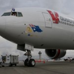 The new Boeing 777-300ER