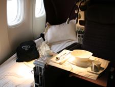 australia8 First class seat