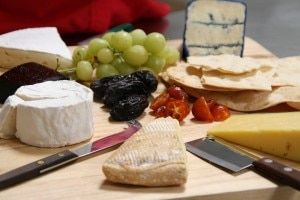 A variety of cheeses from Australia