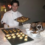 Park Hyatt Chicago pastry chef who came especially for the event