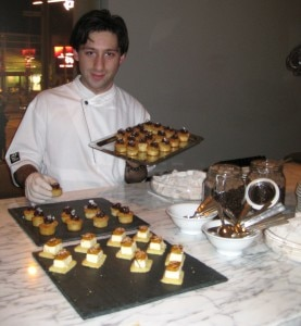 img 0771 copy 277x300 Park Hyatt Chicago pastry chef who came especially for the event
