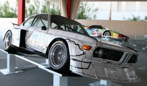 img 2800 300x176 Frank Stellas BMW 3.0CSL design