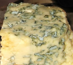 Roquefort is the king of cheeses