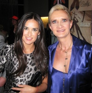sophiegayotdemimoore 299x300 A New Star on Famous Sunset Boulevard
