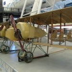 1917 caudron g4 150x150 Smithsonian National Air and Space Museum, Stephen F. Udvar Hazy Center