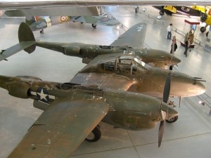 lockheed p 38 lightning 300x225 Lockheed P38 Lightning