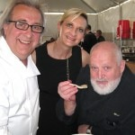 sophiegayotmichelrichardjeanjoho 150x150 At Table with Two of Our Top 40 US Chefs