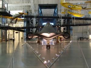 sr71 blackbird 300x225 Lockheed SR 71 Blackbird