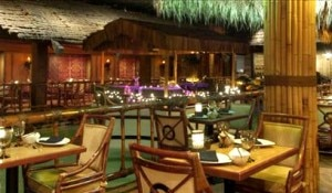 The Tonga Room & Hurricane Bar at the Fairmont San Francisco