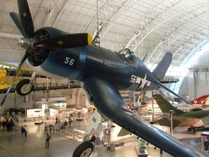 vought f4u corsair 300x225 Vought F4U Corsair