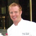 Andy Cook from Gordon Ramsay at The London West Hollywood