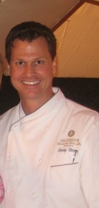 Chef Craig Strong, The Dining Room at The Langham, Huntington Hotel & Spa