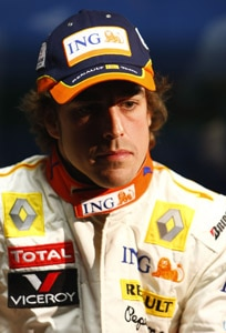 formula one testing fernando alonso Fernando Alonso