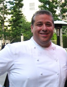 Chef Gabriel Morales of Provecho Restaurant