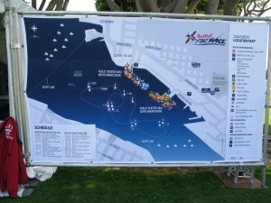 red bull air race course map 300x225 The Course