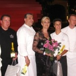 The chefs who donated their time for the 2009 Flavors of Los Angeles Culinary Gala with Sophie Gayot