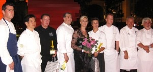 sophiegayotflavorsoflosangeles 300x142 The chefs who donated their time for the 2009 Flavors of Los Angeles Culinary Gala with Sophie Gayot