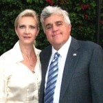 sophiegayotjayleno 150x150 A Night Show with Jay Leno for a Cause