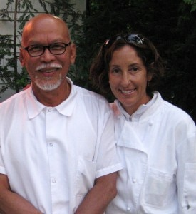 Chefs Preech Narkthong & Suzanne Tracht from Jar