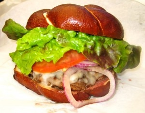 One of Gayot's Top 10 LA Burgers