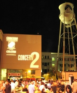 Concern Foundation 35th Annual Block Party at Paramount Studios