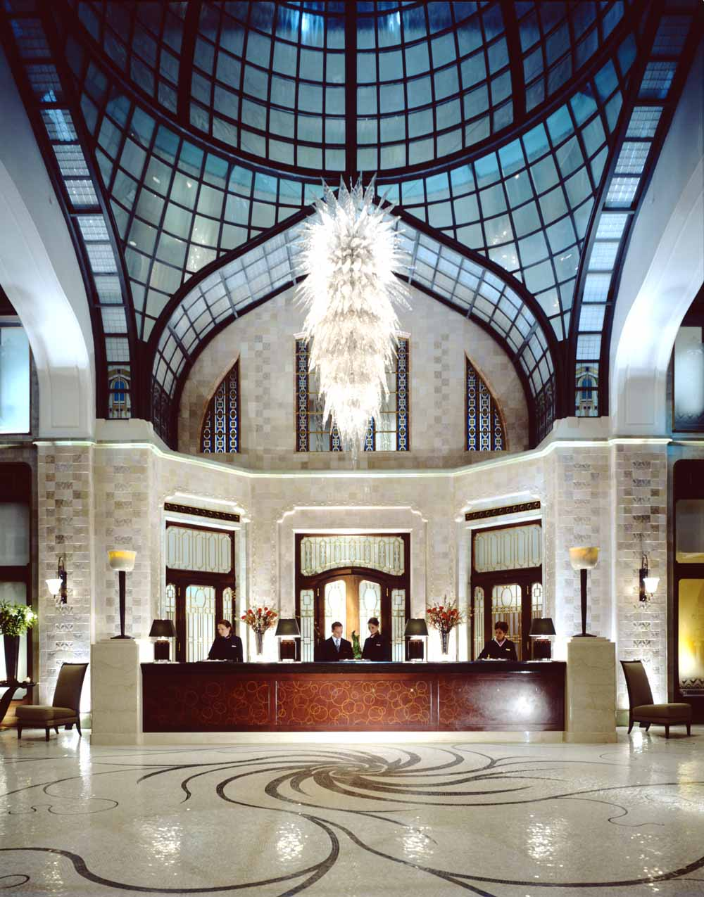 Lobby Of The Four Seasons Hotel In Budapest Gayot S Blog