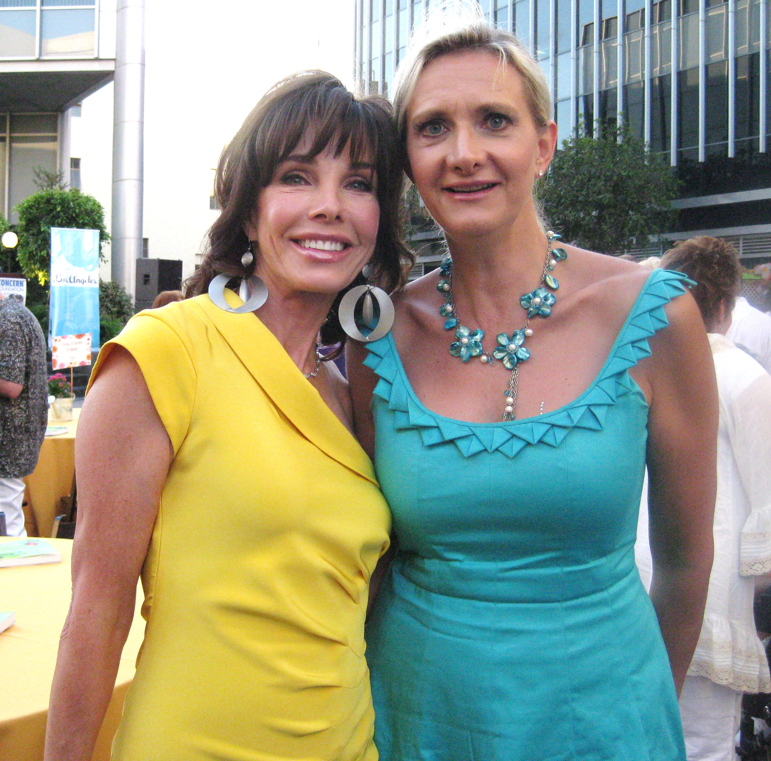 Beautiful Honoree Interior And Architectural Designer Donna Livingston With Sophie  Gayot