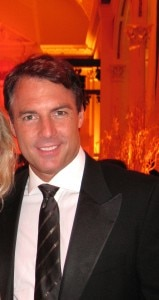 Co-anchor of Entertainment Tonight Mark Steines