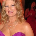 Entertainment Tonight host Mary Hart