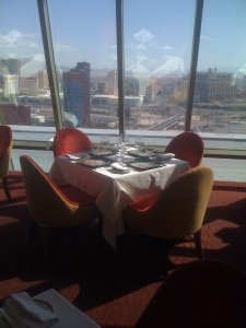 Alizé at the Top of the Palms Casino Resort