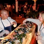 Chef Thomas Keller's raw bar