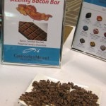 Sizzling Bacon Chocolate Bar from Christopher Michael