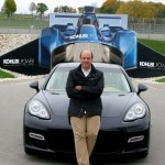 alain at the road america track 150x150 Porsche Panamera