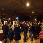 crowd at wonderhaus for friday night event 150x150 Sippin by the Dock of the Bay