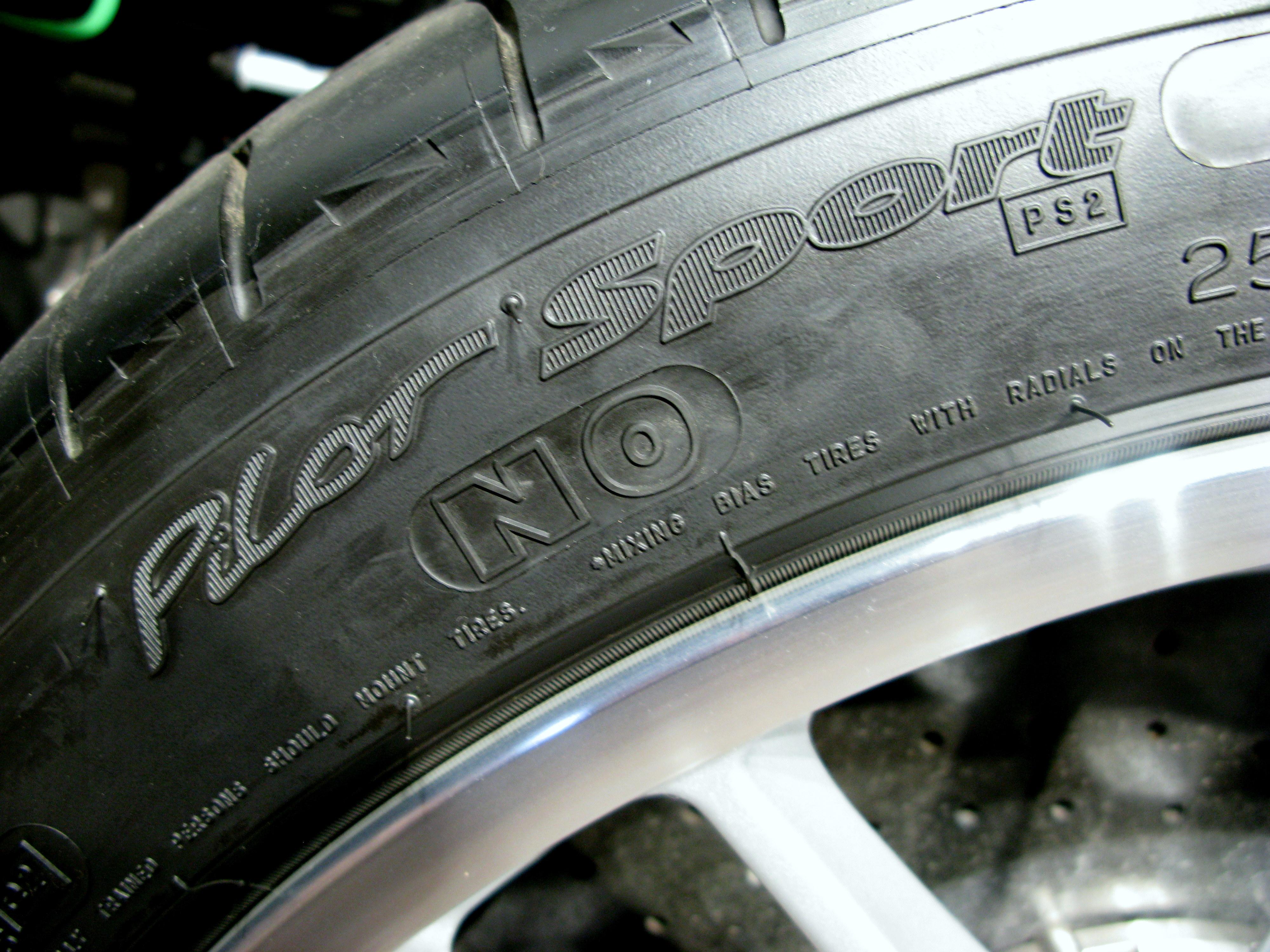 Michelin Pilot Sport Ps2 Tire Gayot S Blog