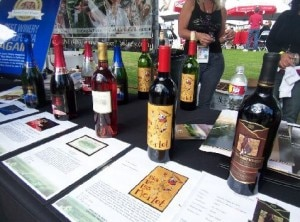 More wine at the Grand Tasting Event by the Bay