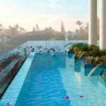 The pool at Trump International Hotel & Tower Waikiki Walk