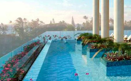 The Pool At Trump International Hotel Amp Tower Waikiki Walk Gayot S Blog