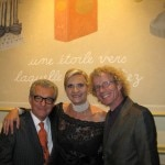 Adam Tihany (left), Paulin Paris