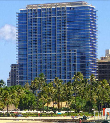 Trump International Hotel Waikiki, Honolulu, HI - Booking.com |Trump Tower Waikiki Hotel