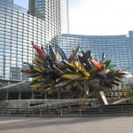 big edge by nancy rubins 150x150 The Strip Grows and Glows Even More with CityCenter