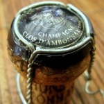 Clos d'Ambonnay cork and capsule with cage